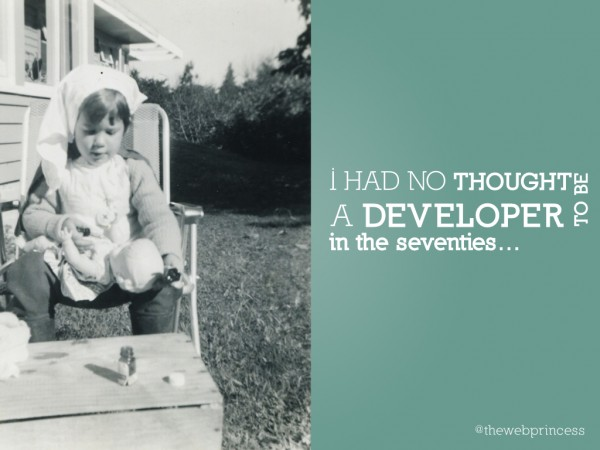 Becoming a Professional WordPress Front End Developer -Dee Teal - circa 1972