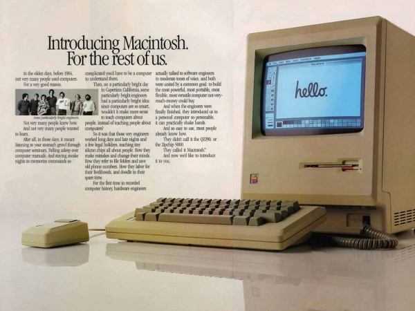 Becoming a Professional WordPress Front End Developer - The Macintosh Arrives