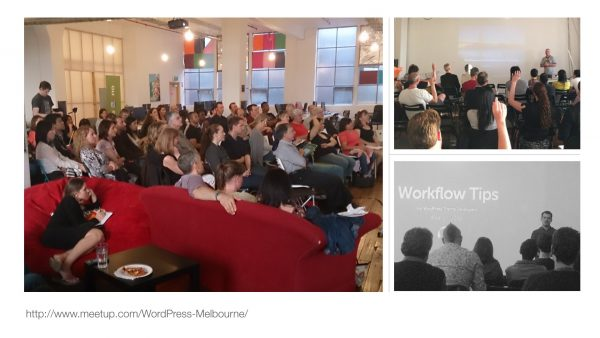 Growing & Developing your WordPress Meetup - Photos