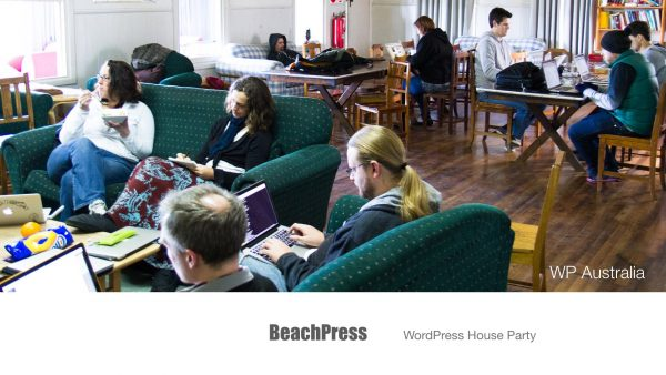 Growing & Developing your WordPress Meetup - BeachPress